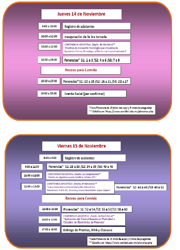 Programa General JCyTA